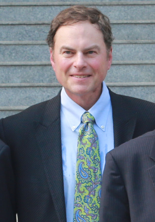 Dr. Craig van Horne, MD, PhD